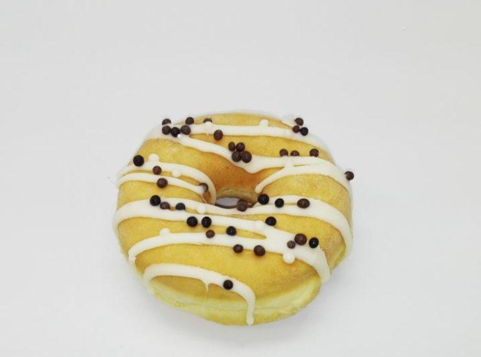 The Naked Donut Wit - JJ Donuts