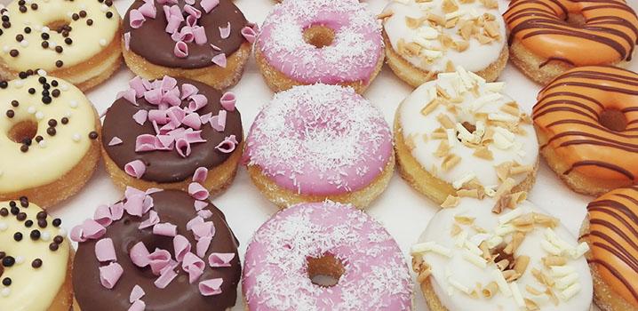Vergader donuts - donut voor meeting en event - JJ Donuts