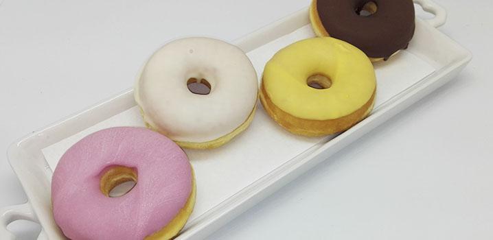 Zelf samenstellen donuts - donut customization - JJ Donuts