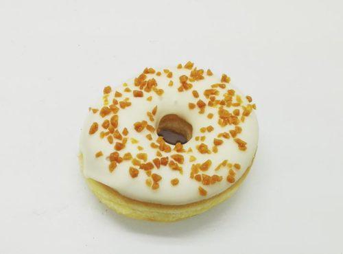 Salty Caramel Donut - JJ Donuts