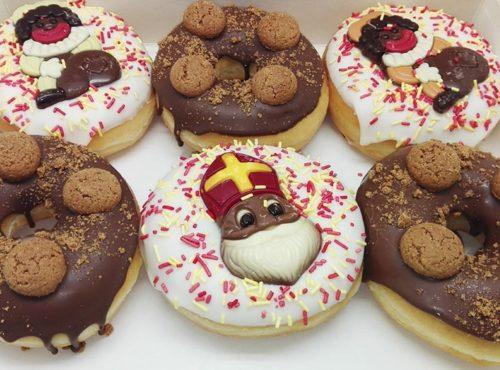 Sinterklaas Donut box 2 - JJ Donuts