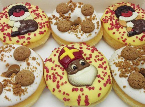 Sinterklaas Donut box - JJ Donuts