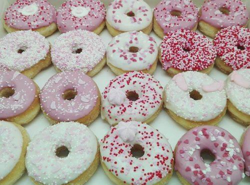 Baby Meisjes Donut box - JJ Donuts