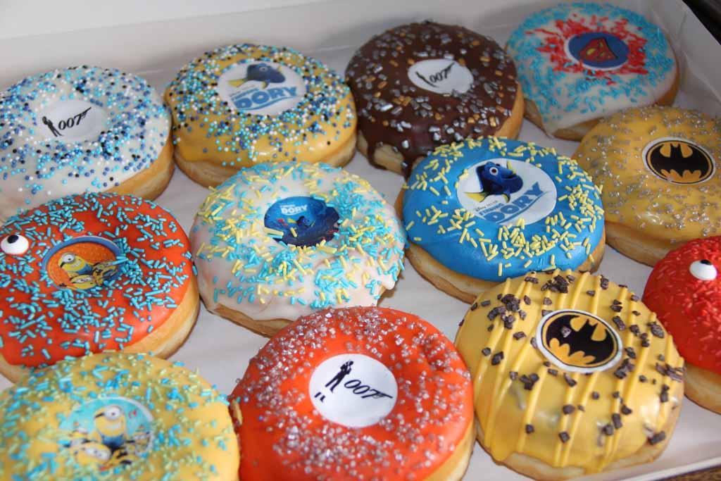 JJ Donuts - Trakteren - Een traktatie voor elke gelegenheid