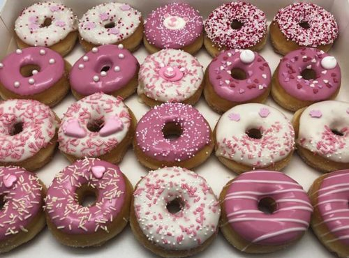 Baby Meisjes Donut box 2019 - JJ Donuts