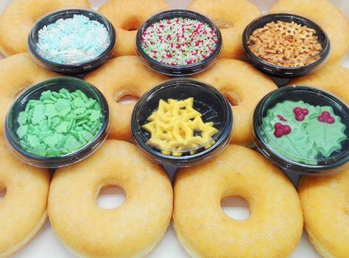 Kerst Doe Het Zelf Donut Kit - JJ Donuts