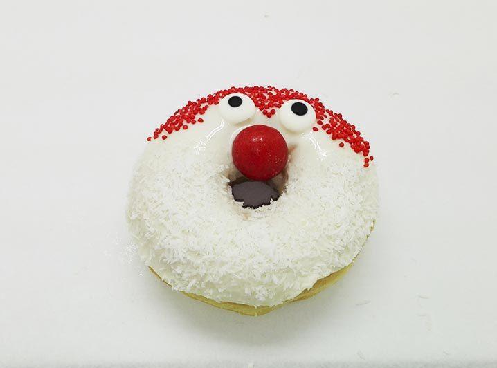 Kerstman Donut - JJ Donuts