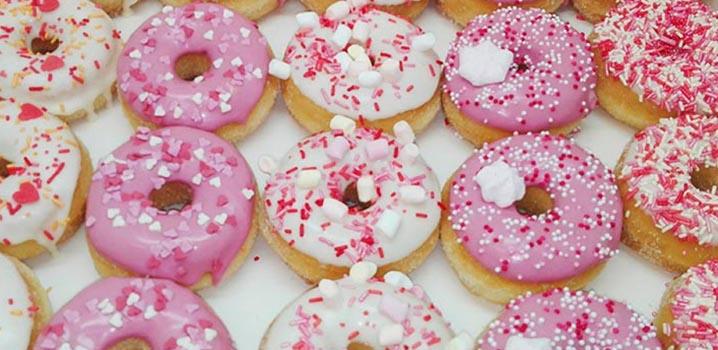 Mini donuts - kleine donut maar net zo lekker - JJ Donuts