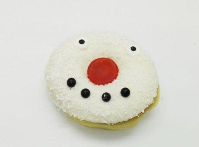 Sneeuwpop Donut - JJ Donuts