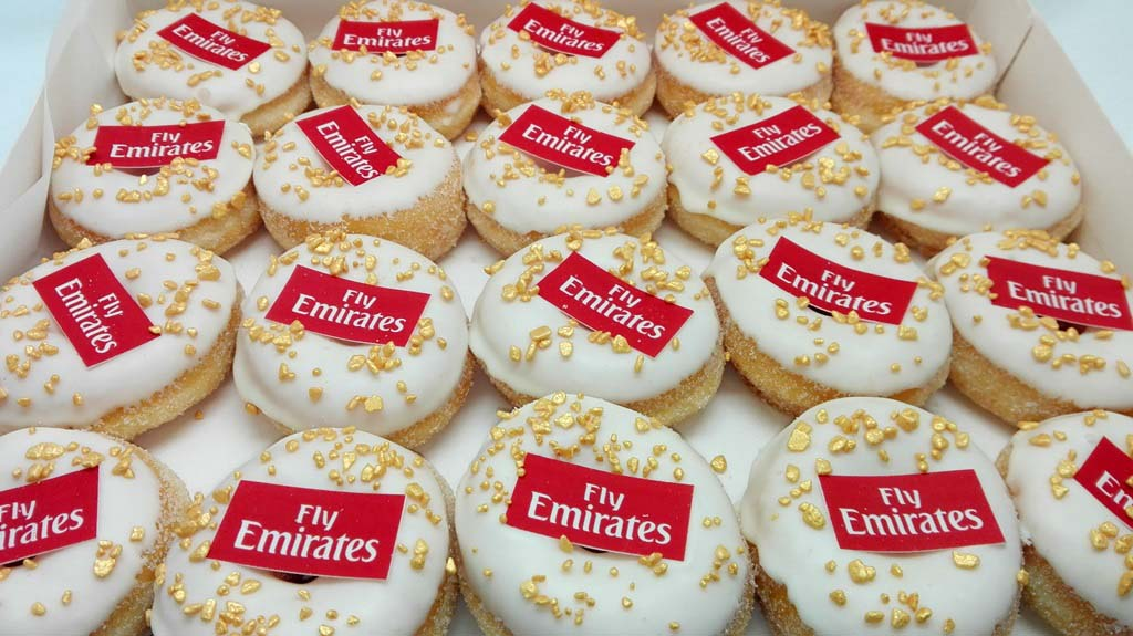 JJ Donuts - Inspiratie - Fly Emirates Donuts