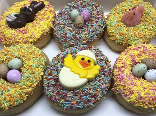 Pasen Donuts