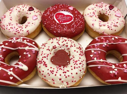 Valentijn Donut box 2021 - JJ Donuts
