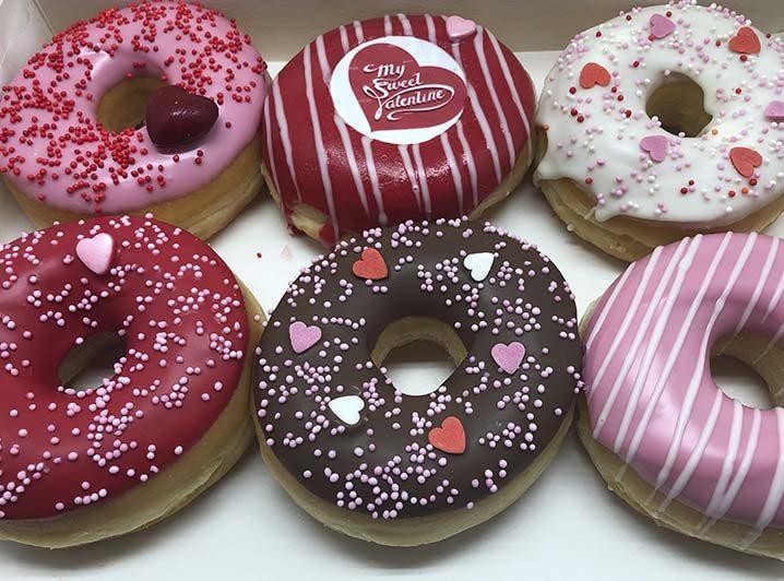 Valentijn Donut box - JJ Donuts
