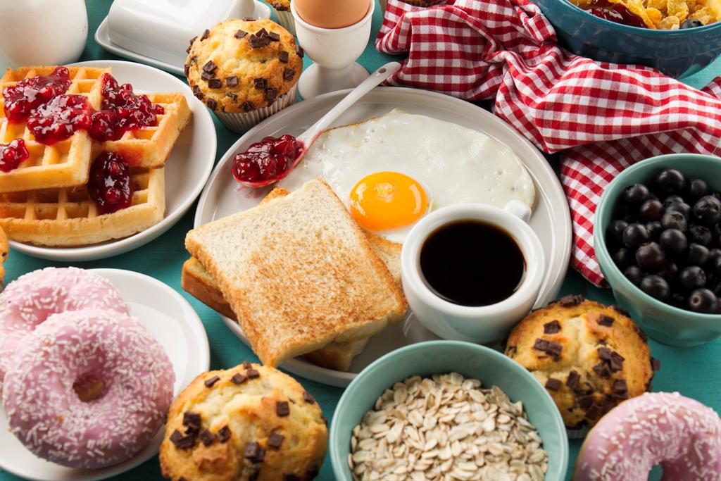 JJ Donuts - Verwen je geliefde met een donut bij het ontbijt