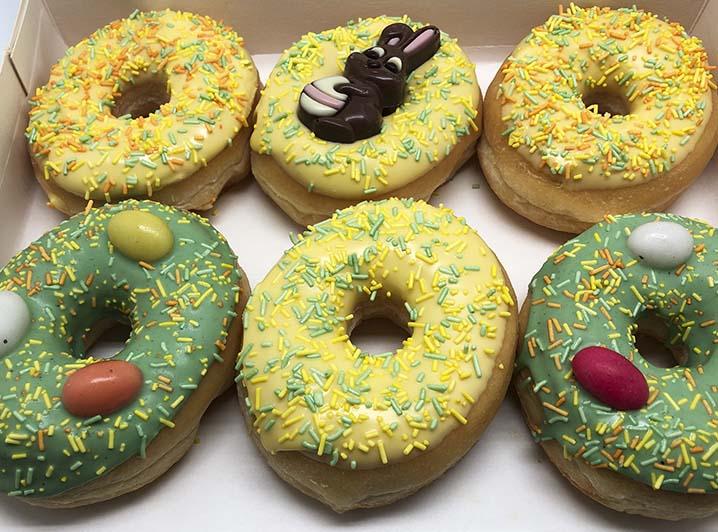 Paasei Donut box 2 - JJ Donuts