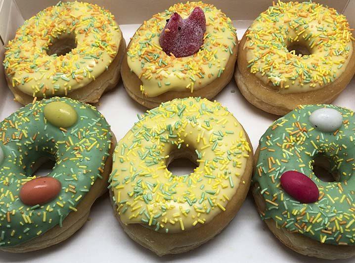 Paasei Donut box 3 - JJ Donuts