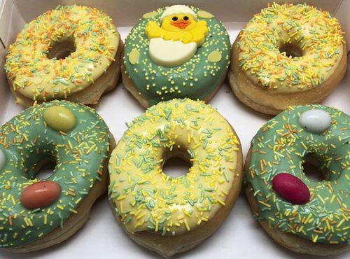 Paasei Donut box - JJ Donuts