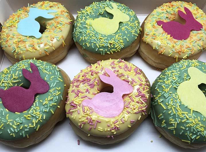 Paashaas Donut box - JJ Donuts