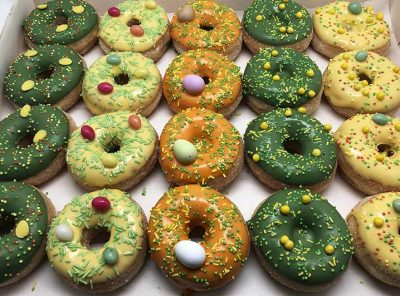 Pasen Mini Donut box - JJ Donuts