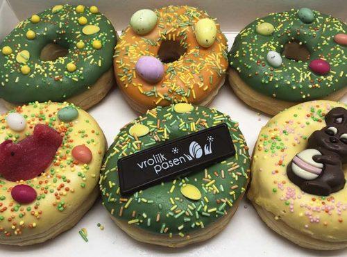 Vrolijk Pasen Donut box - JJ Donuts