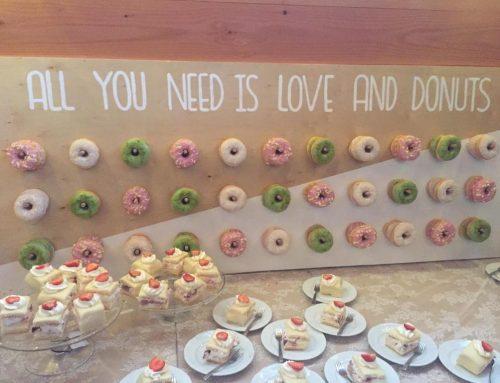 De Donut Wall
