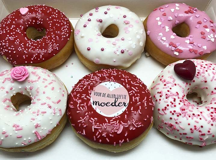 Moederdag Donut box - JJ Donuts