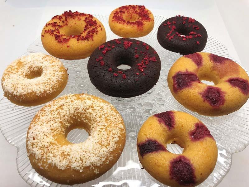 JJ Donuts - Vegan en Glutenvrije donuts - veganistisch en gluten vrij web