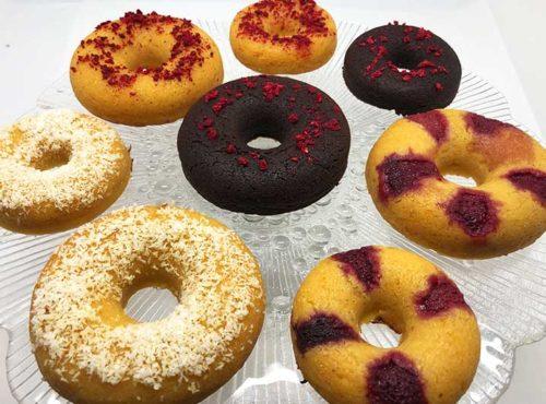 Vegan en Glutenvrije Donuts