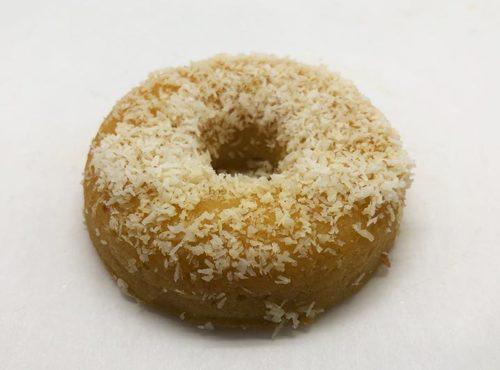 Lemon Coconut Donut - JJ Donuts
