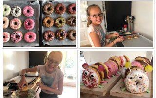 JJ Donuts - donut - foto van de maand juni 2019
