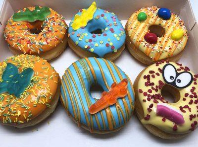 Mink Donut box - JJ Donuts