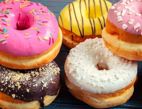 Donuts trakteren
