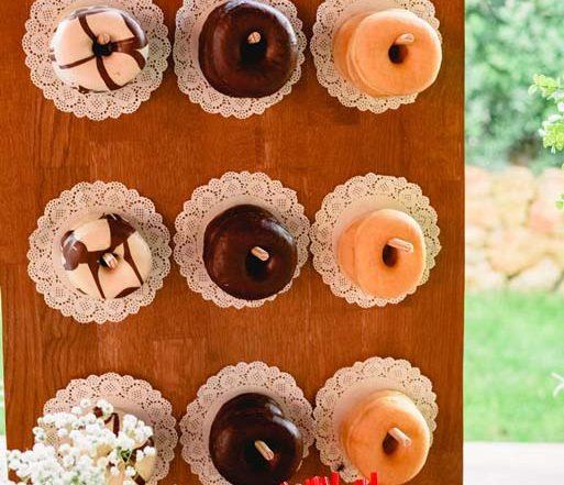 JJ Donuts - Bruidsdonuts, de ideale lekkernij voor elke bruiloft
