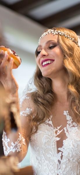 JJ Donuts - bruidsfoto - bruiloft donuts, de lekkerste bruidsdonuts van Nederland