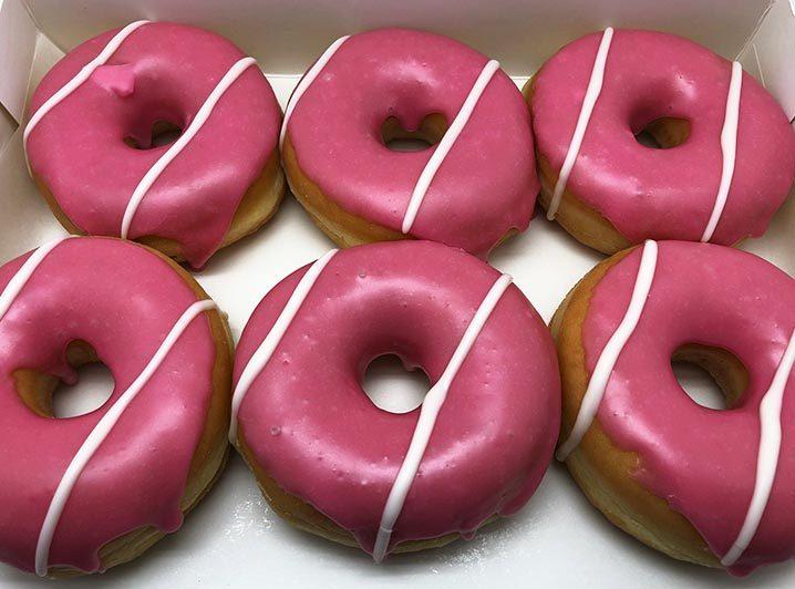 Tompouce Donut box - JJ Donuts