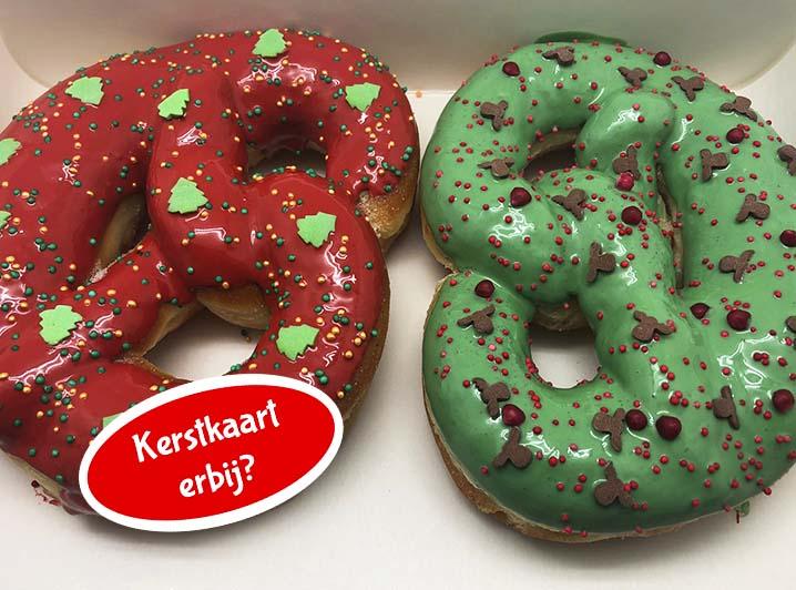 Kerst Donut Pretzel - JJ Donuts
