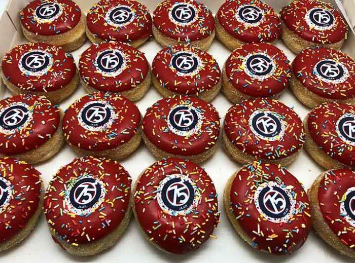 Jubileum Mini Donut box - JJ Donuts