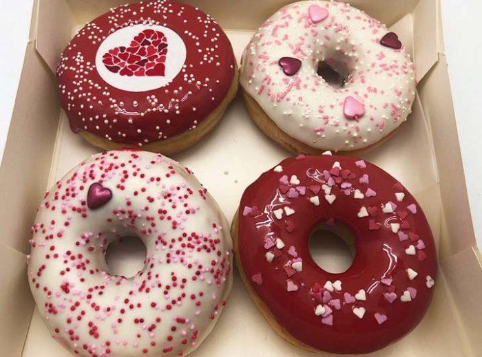 Valentijn 2020 Donut box foto 1 - JJ Donuts