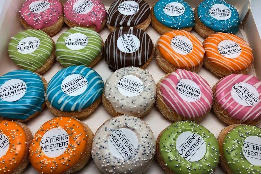 JJ Donuts - de lekkerste donuts van Nederland - voorbeelden van zakelijke donut 2020 - foto 1
