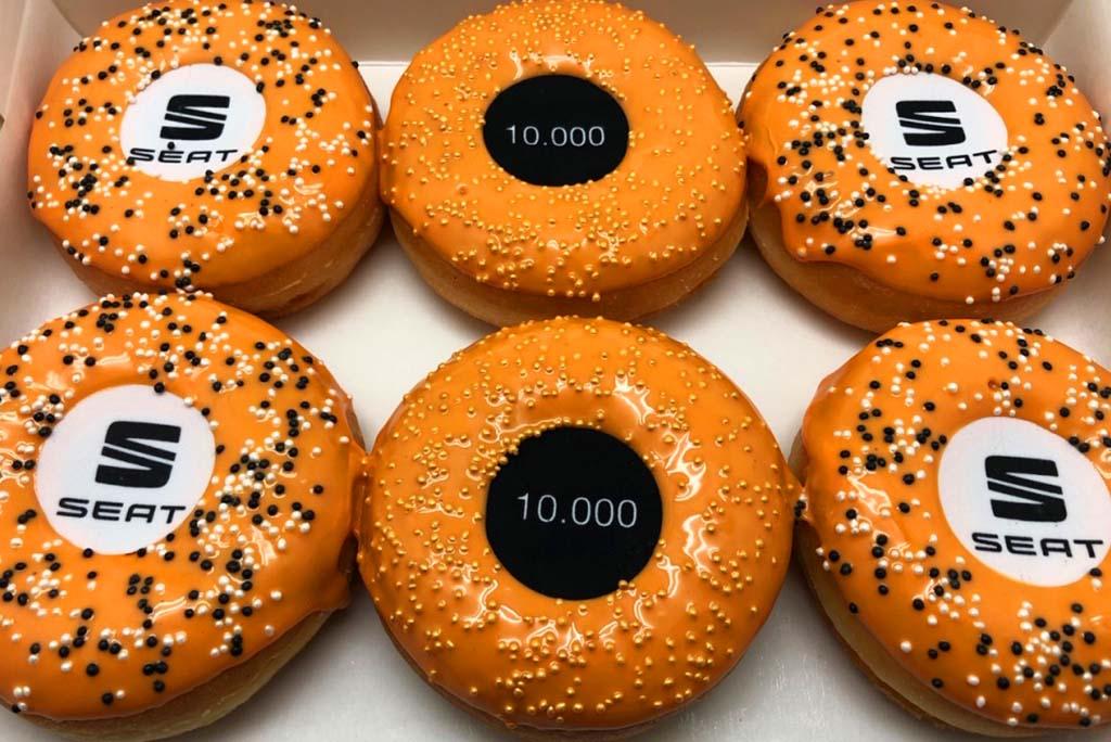 JJ Donuts - de lekkerste donuts van Nederland - voorbeelden van zakelijke donut 2020 - foto 2