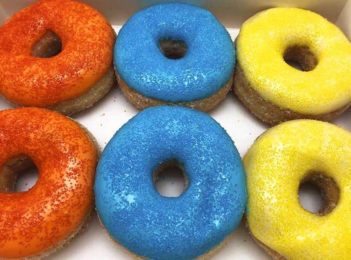 Sweet Sugar Donut box - JJ Donuts
