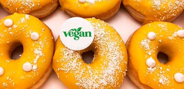 Vegan Donuts - de lekkerste veganistische donut van Nederland - JJ Donuts