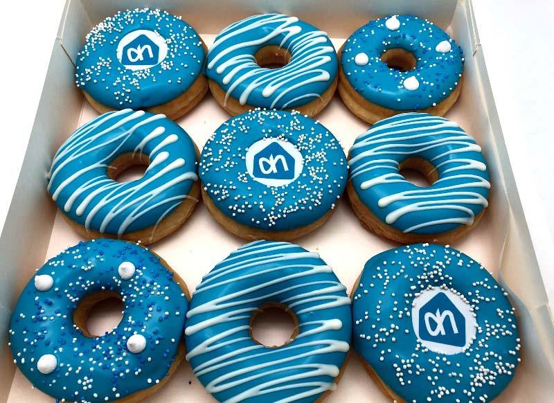 JJ Donuts - de lekkerste donuts van Nederland - voorbeelden van zakelijke donut 2020 - foto 3