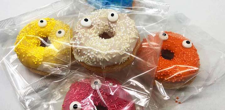Donuts sealen - 100% veilige en hygiënische donuts - JJ Donuts