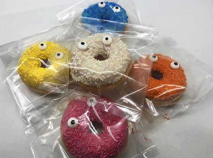Donuts sealen - donutbox - JJ Donuts