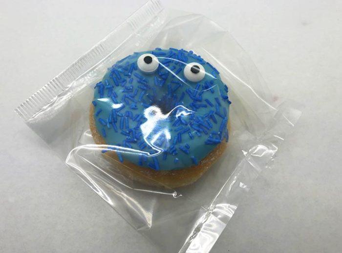 Donuts sealen - losse donuts - JJ Donuts