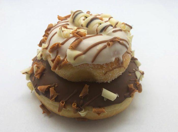 Double Dutch Donut Choco - JJ Donuts