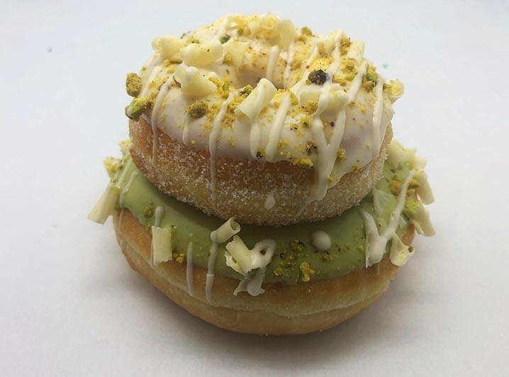 Double Dutch Donut Pistache - JJ Donuts