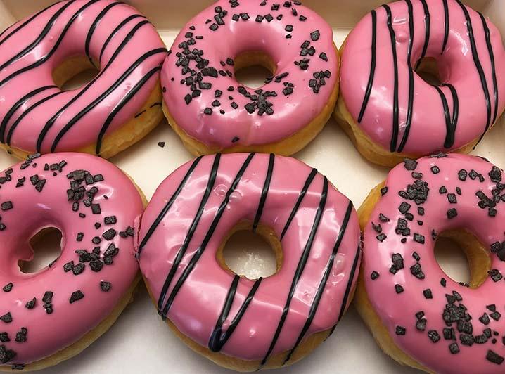 Black Friday Donut box - JJ Donuts