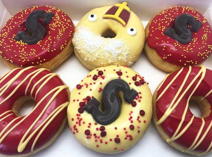 De Sint Donut box - JJ Donuts